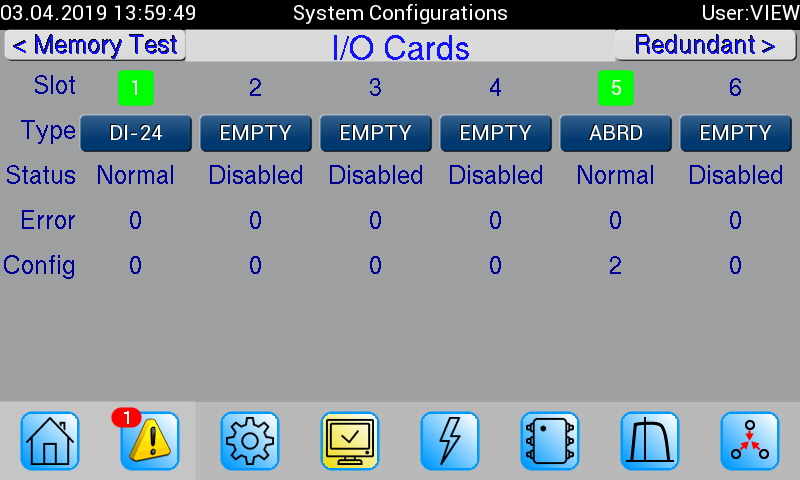 Systemconfig